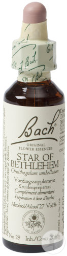 Bach Flower Remedie 29 Star Bethlehem (Vogelmelk) 20ml