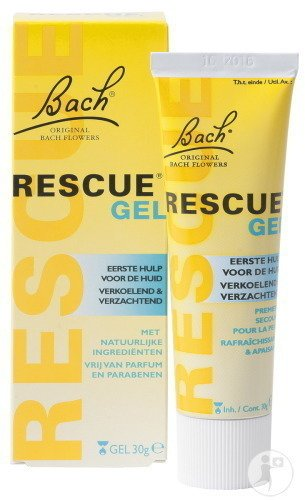 Bach Flower Rescue Gel 30g
