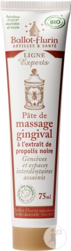 Ballot Flurin Pasta Massage Gingival 75ml