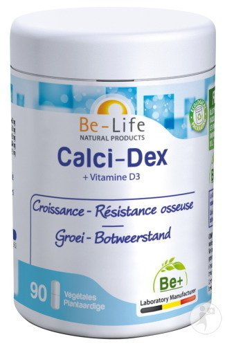 Be-Life Calci-Dex 90 Capsules