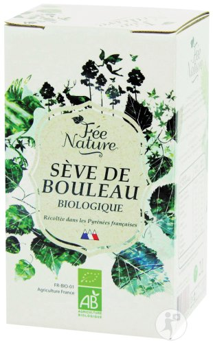 Be-Life Fée Nature Berkensap Bio 2l