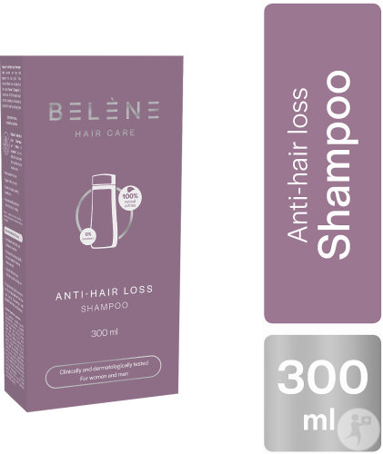 Belène Anti-Hair Loss Shampoo 300ml