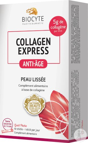 Biocyte Collagen Express Sticks 10x6g