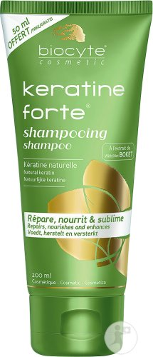 Biocyte Keratine Forte Shampoo Tube 200ml