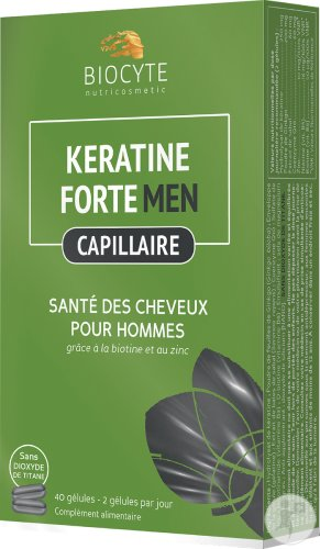 Biocyte Keratine Men 40 Capsules