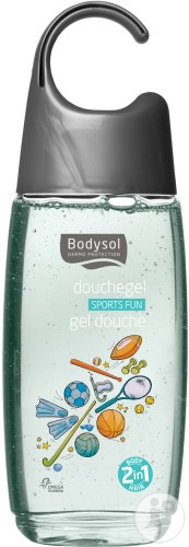 Bodysol Kids Shower 2in1 Sportsfun 250ml