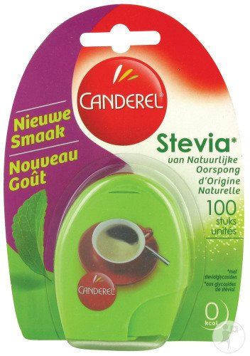 Canderel Green Stevia 100 Tablets