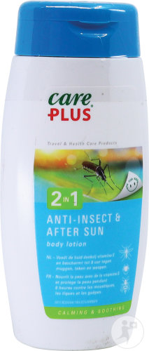 Care Plus A/insect + After Sun Body Lotion 150ml