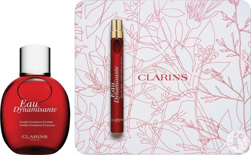 Clarins Collection Eau Dynamisante + Travel Size