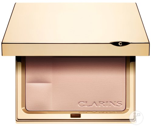 Clarins Ever Matte Mineral Compact Powder 00 Transparent Opal 10g