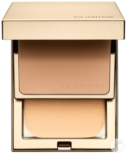 Clarins Everlasting Compact Foundation+ Amber 112 Doos 10g