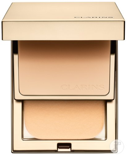 Clarins Everlasting Compact Foundation+ Sand 108 Doos 10g