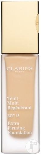 Clarins Extra-Firming Foundation SPF15 Sand 108 Pompfles 30ml