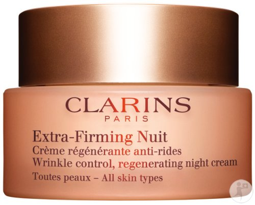 Clarins Extra-Firming Nacht Crème Alle Huidtypes Pot 50ml