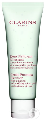Clarins Gentle Foaming Cleanser Combinatie Of Vette Huid 125ml