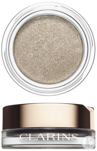 Clarins Iridescent Eye Colour 04 Silver Ivory 7g