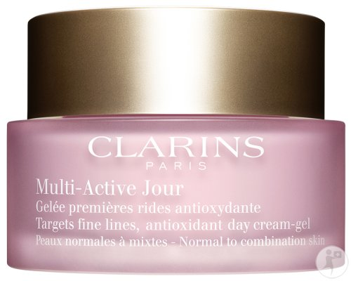 Clarins Multi-Active Jour Cream-Gel Normale Tot Gecombineerde Huid Pot 50ml