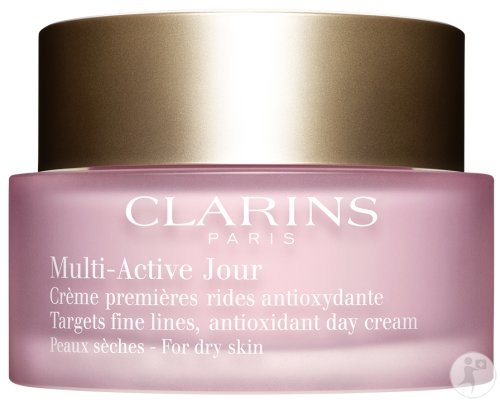 Clarins Multi-Active Night Cream Normale Tot Droge Huid Pot 50ml