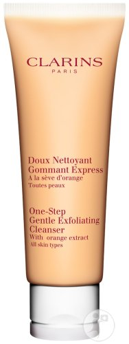 Clarins One-Step Gentle Exfoliating Cleanser Alle Huidtypes Tube 125ml