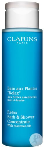 Clarins Relax Bath & Shower Concentrate Fles 200ml