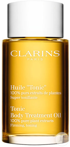 Clarins Tonic Body Treatment Oil Fles 100ml