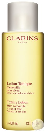 Clarins Toning Lotion Camomile Normale Of Droge Huid Fles 400ml
