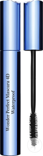 Clarins Wonder Perfect Mascara 4D Waterproof - 01 Perfect Black
