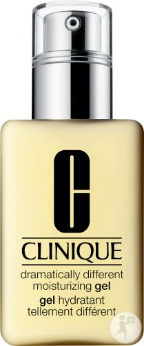 Clinique Dramatically Different Hydraterende Gel Gemengde Tot Vette Huid 125ml
