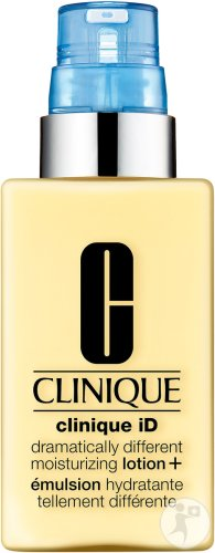 Clinique iD Dramatically Different Moisturizing Lotion Met Booster Poriën Huidstructuur 115ml + 10ml