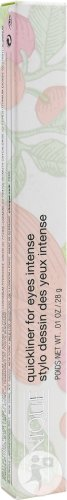 Clinique Quickliner For Eyes Intense Intense Charcoal 0,3g