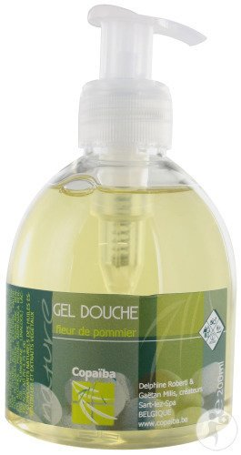 Copaïba Nature Bio Douchegel Appel Bloem 200ml