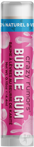 Crazy Rumors Bubble Gum Lippenbalm 4,4g