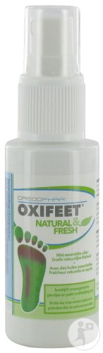 Credophar Oxifeet Natural&fresh Spray 50ml