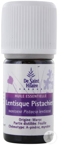 De Saint Hilaire Lentisque Pistache Etherische Olie 5ml