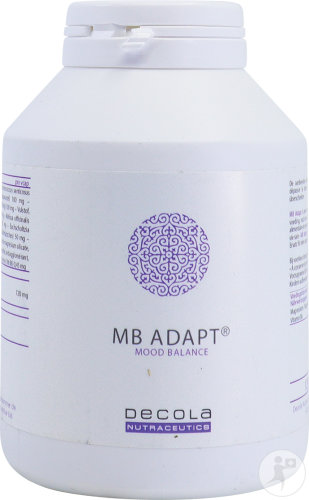Decola MB Adapt Stress En Emotioneel Welzijn 180 Capsules