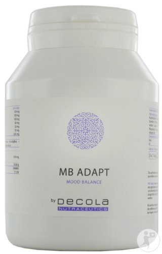 Decola MB Adapt Stress En Emotioneel Welzijn 90 Capsules