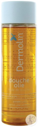 Dermolin Douche Olie Fles 200ml