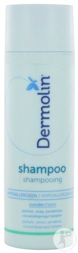 Dermolin Shampoo Gel Fles 200ml
