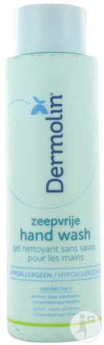Dermolin Zeepvrije Hand Wash Gel 400ml