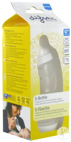 Difrax S Fles Natural Wit 170ml