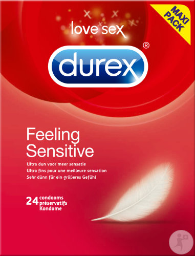 Durex Feeling Sensitive 24 Condooms