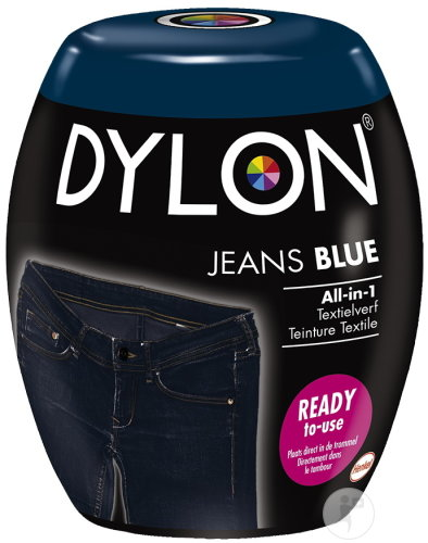 Dylon All-in-1 Textielverf Jeans Blue (41)