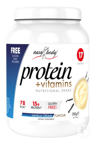 Easy Body Protein Vanille Cream Poeder 350g