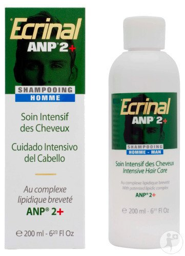 Ecrinal ANP 2+ Shampoo Man Fles 200ml