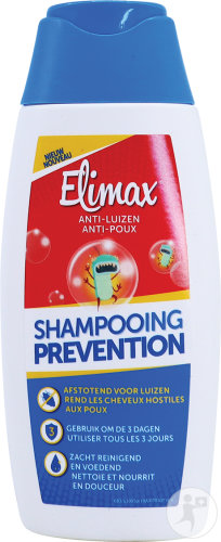 Elimax Preventieve Anti-Luizen Shampoo Fles 200ml