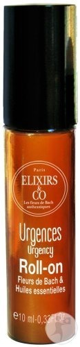 Elixirs&Co Bachbloesem Roll-On Emergency 10ml