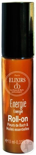 Elixirs&Co Bachbloesem Roll-On Energie 10ml
