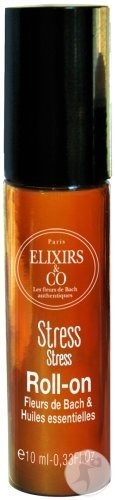Elixirs&Co Bachbloesem Roll-On Stress 10ml