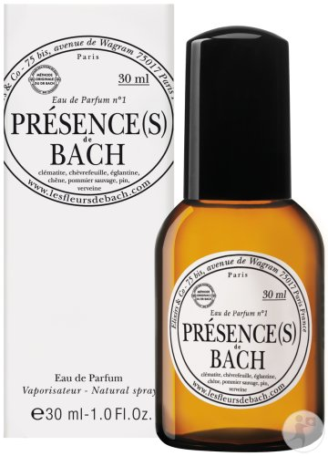 Elixirs&Co Eau De Parfum Presence Natural Spray 30ml
