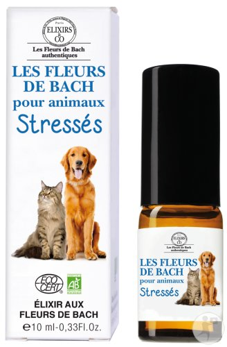 Elixirs&Co Gestreseerd Dier Spray 10ml